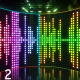 Audio Equalizer Light Back Stage VJ Pack - VideoHive Item for Sale