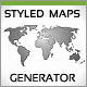 Responsive Styled Google Maps Generator - CodeCanyon Item for Sale