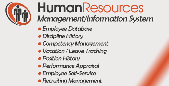 CodeCanyon Human Resources Management System 8676457