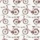 Seamless with Hand Drawn Bicycles - GraphicRiver Item for Sale