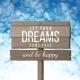 Sign Over Blue Sky - GraphicRiver Item for Sale