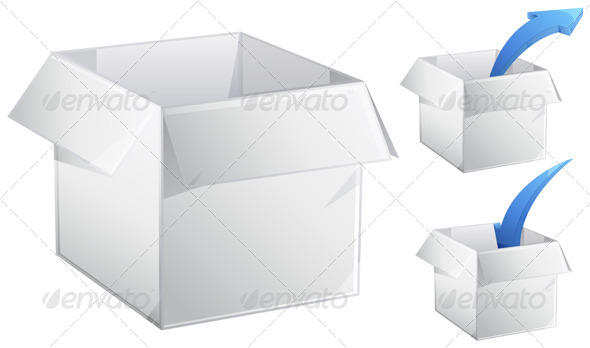 GraphicRiver Box Set 8676561