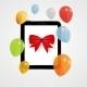 Digital Tablet Gift  - GraphicRiver Item for Sale