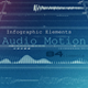 "Infographic Elements ""Audio Motion"" - VideoHive Item for Sale"