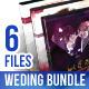Wedding DVD Cover + Disc Label + Flyer Bundle Vol1 - GraphicRiver Item for Sale