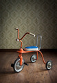 Vintage colorful tricycle - PhotoDune Item for Sale