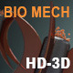Bio Mechanical Plants - GraphicRiver Item for Sale