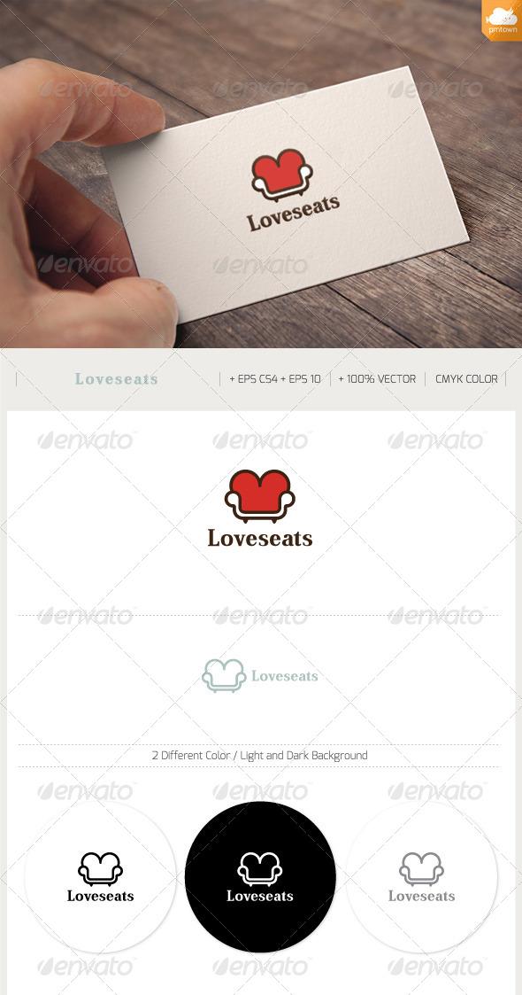 GraphicRiver Love Seats 8677596