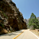 Driving Through The Canyon - VideoHive Item for Sale