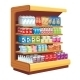 Supermarket.  - GraphicRiver Item for Sale