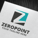 Zeropoint Logo Template - GraphicRiver Item for Sale