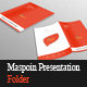Maspoin Presentation Folder - GraphicRiver Item for Sale