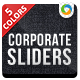 Corporate Sliders - GraphicRiver Item for Sale