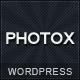 Photox - Creative Photography Theme