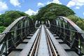 Bridge on the river Kwai, Kanchanaburi, Thailand - PhotoDune Item for Sale