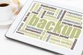 backup word cloud - PhotoDune Item for Sale