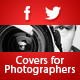 6 Facebook & Twitter Covers for Photographers - GraphicRiver Item for Sale