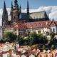 View on Prague castle from Charles Bridge - PhotoDune Item for Sale