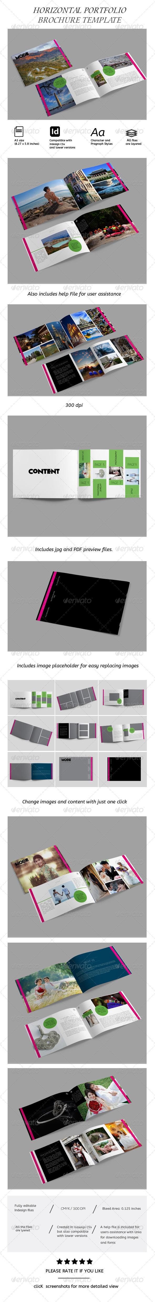 A5 Portfolio Brochure Vol 1 Catalog