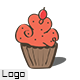 Cupcake Logo Template - GraphicRiver Item for Sale