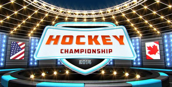 Hockey Championship Ident