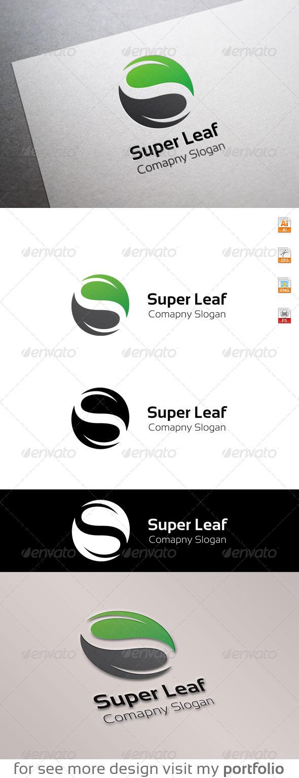 GraphicRiver Letter S Logo 8679700
