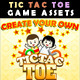Tic Tac Toe Game Assets - GraphicRiver Item for Sale