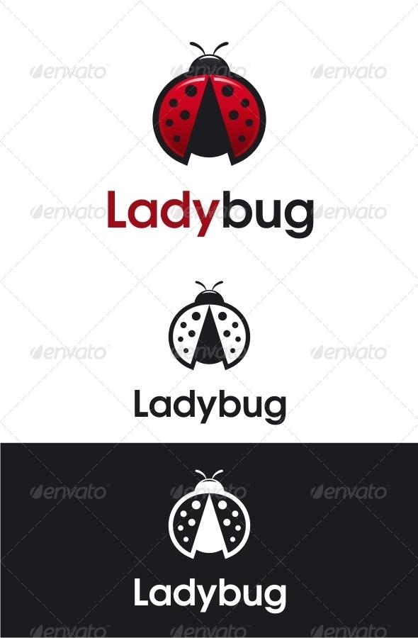 GraphicRiver Ladybug Logo 8676071
