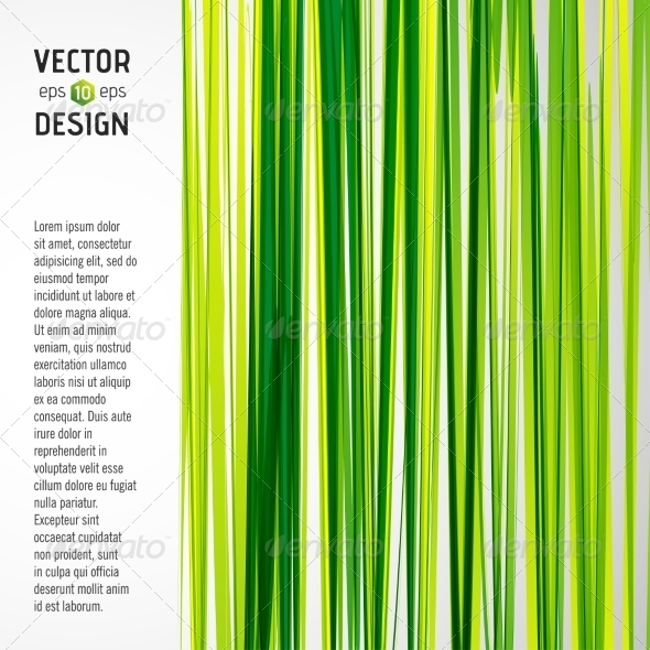 GraphicRiver Abstract Vector Striped Background 8680823