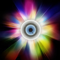 eyeball and explosion background - PhotoDune Item for Sale