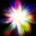 fantastic colorful light explosion - PhotoDune Item for Sale