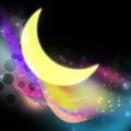moon and aura illustration - PhotoDune Item for Sale
