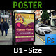 Fashion Poster Template - GraphicRiver Item for Sale