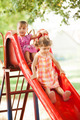 girls on the slide - PhotoDune Item for Sale