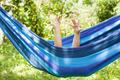 Little girl on hammock - PhotoDune Item for Sale