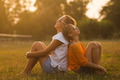 Two teenage girls - PhotoDune Item for Sale