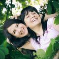 Two sisters selfie - PhotoDune Item for Sale