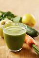Homemade vegan green juice - PhotoDune Item for Sale