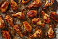 Chicken wings with sriracha sauce - PhotoDune Item for Sale
