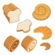 Set of Loaves and Bread.  - GraphicRiver Item for Sale