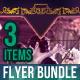 Wedding Flyer Bundle Vol1 - GraphicRiver Item for Sale
