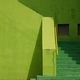 Abstract Architectural Detail in Green - PhotoDune Item for Sale