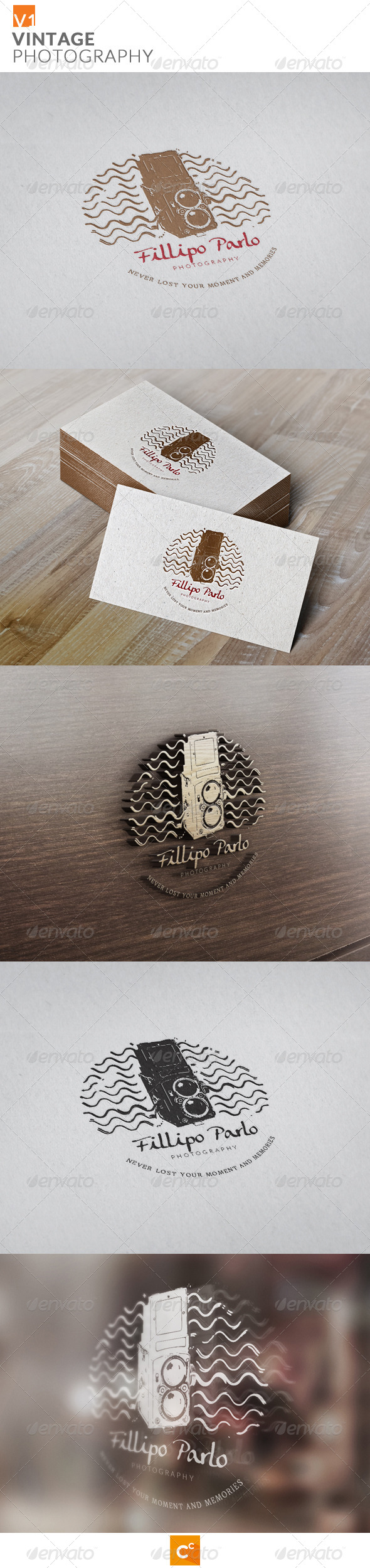 GraphicRiver Vintage Photography 8685569
