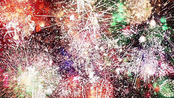 Infinite Fireworks