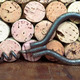 corkscrew with corks - PhotoDune Item for Sale