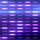 VJ Flashing Neon Lights Stage Background - VideoHive Item for Sale