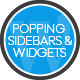 Popping Sidebars and Widgets for WordPress (Widgets) Download