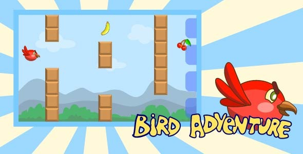 CodeCanyon Bird Adventure With Admob 8643468