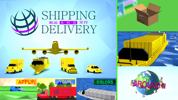 Shipping Transportation and Delivery