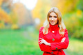 Woman in autumn park - PhotoDune Item for Sale